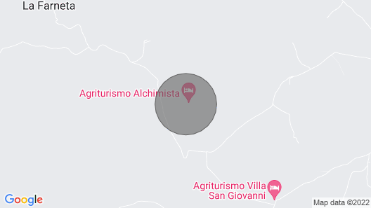 Elegante Agriturismo Immerso Nella Natura Incontaminata Toscana, Aria Map