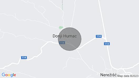 Holiday Home Marija, , Donji Humac, Croatia Map