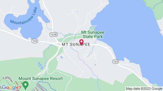 Mountain Edge Resort & Spa at Sunapee Map
