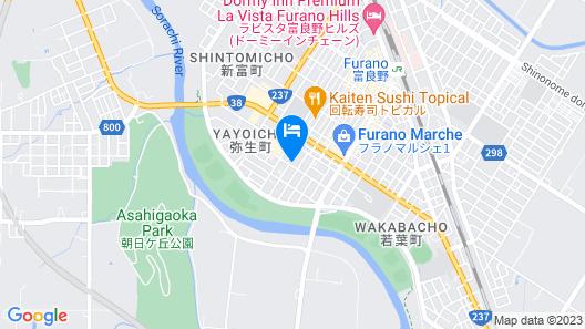 Yama no Oto Map