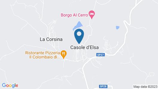 Torre Dei Serviti Map