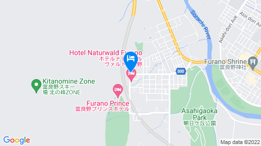 Fenix Furano Map