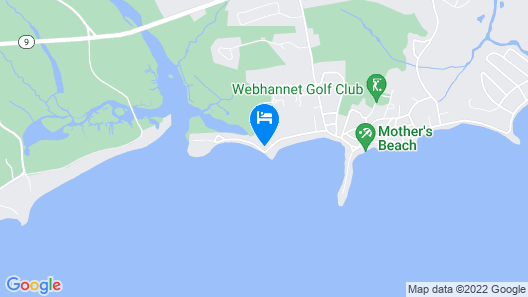 Spectacular Oceanfront Oasis Map