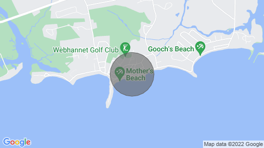Ocean/beach Location With Magnificent Water Views: THE New England Experience ! Map