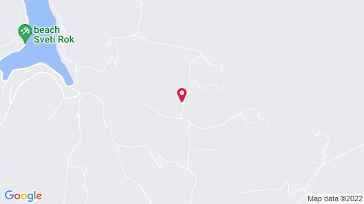 2 Bedroom Accommodation in Pucisca Map