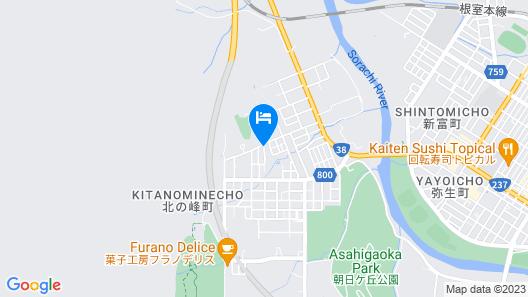 Winery Hotel & Condominium HITOHANA Map