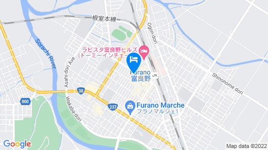 HOSTEL TOMAR Map