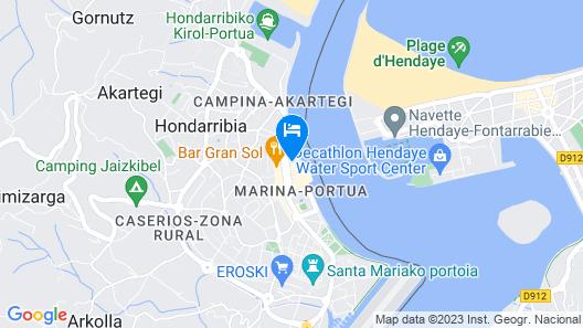 Ekilore - Basquenjoy Map