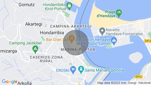 Katutxo - Basque Stay Map