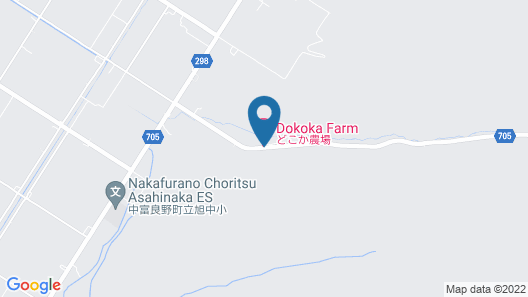 Farm Inn Dococa Farm Map