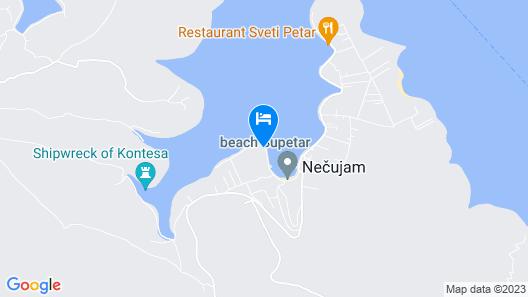 Baumgartner- Paradise Punta Map
