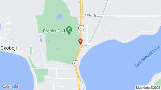 Arrowwood Resort & Conference Center Map