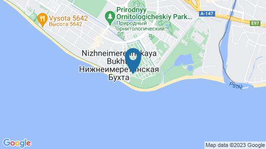 Apartment on Bulvar Nadezhd 4-1, ap. 102 Map