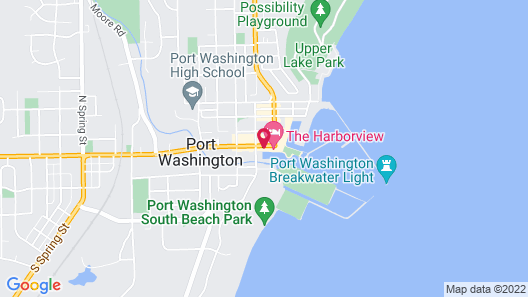 The Harborview  Map