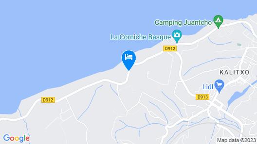 Pierre & Vacances Residence Le Domaine de Bordaberry Map