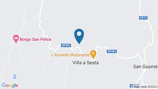 Villa Nova Map