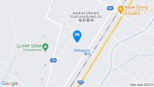 pension fumizuki Map