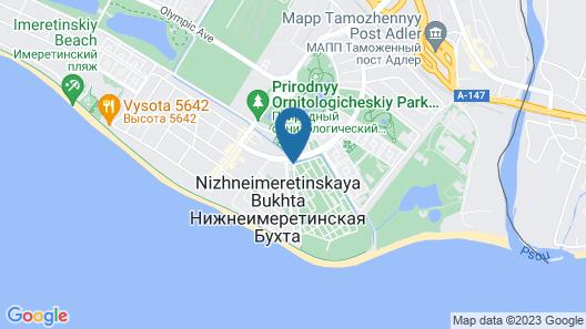 Barkhatnye Sezony Ekaterininsky Kvartal Map