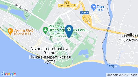 Barkhatnye Sezony Russky Dom Resort Sportivny Kvartal Map