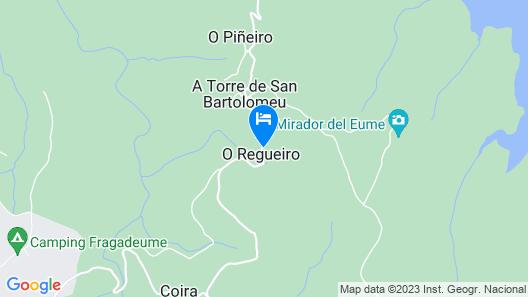 Casa Piñeiro Map