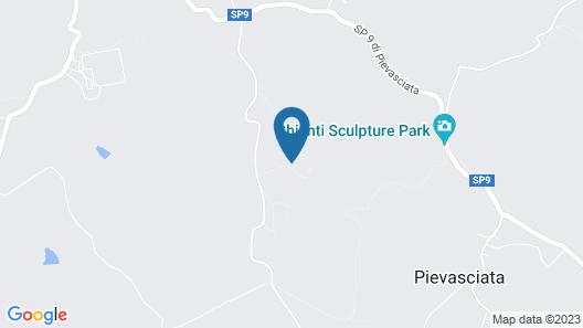 Borgo Scopeto Relais Map