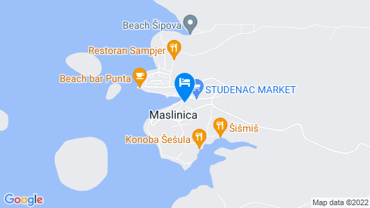 Pet-friendly Family-friendliy Map