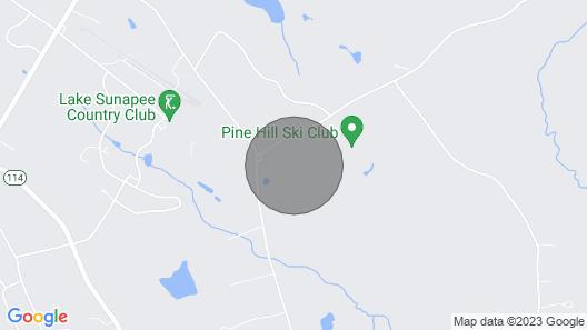 Tentrr - Meadow Hideout Map