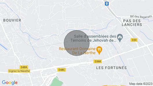 Villa Ideal Position Map