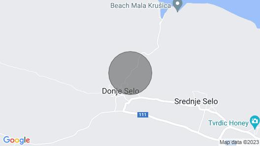 House Mladen Map