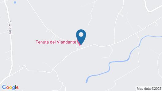 Tenuta del Viandante Map