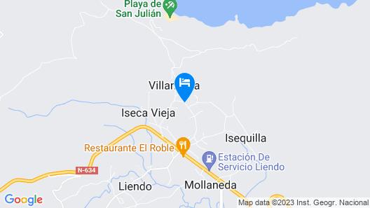 Bisabuela Martina Map