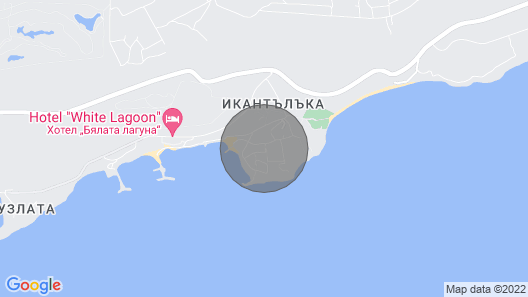 Holiday Villa Melody, walking distance to a couple of beaches Map