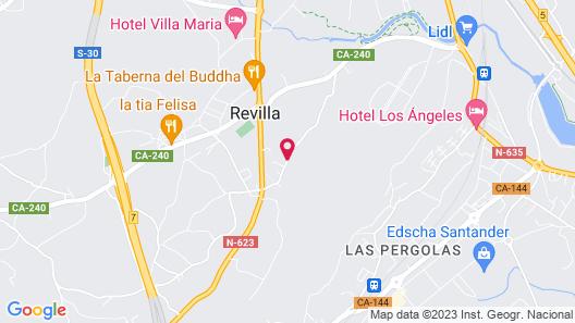 Hotel San Juan Map