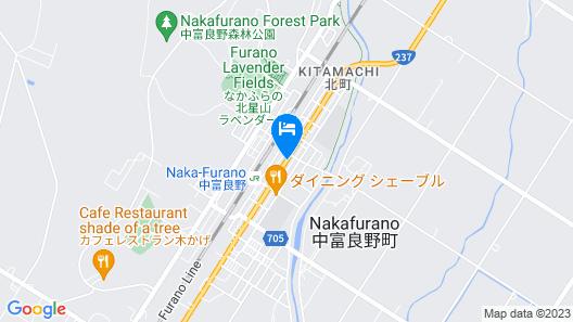 First Track Inn Map
