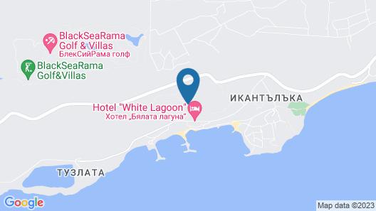 White Lagoon All Inclusive Map