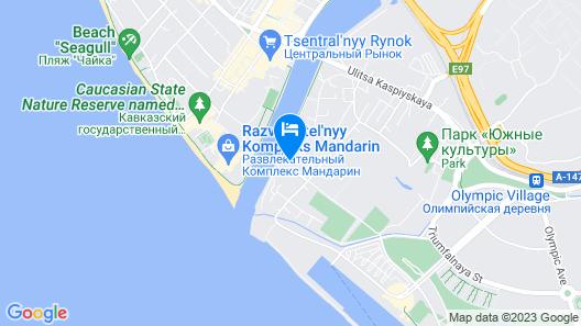 David Hotel Map