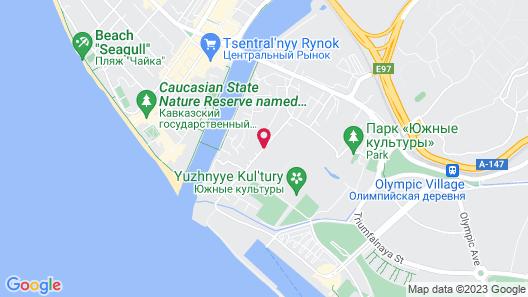 Dobraya Mama Map