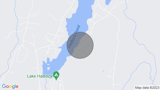 Lakeside Getaway Map