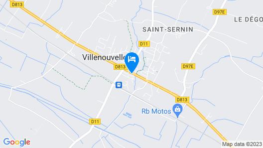 Maison Joséphine Map