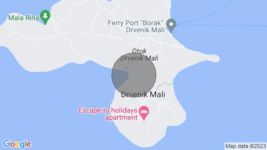 Apartments Mira Map