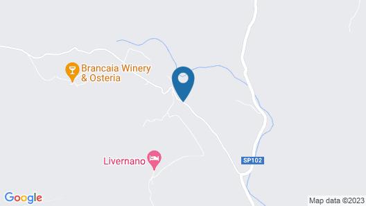 Livernano Map