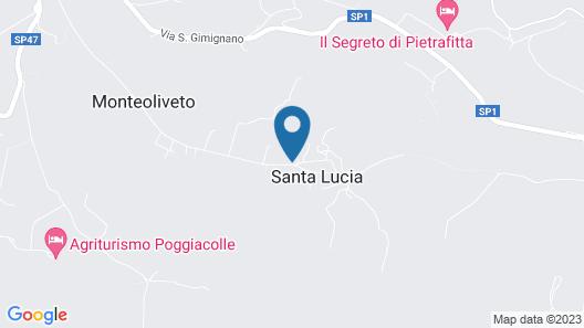 Camping Boschetto Di Piemma Map