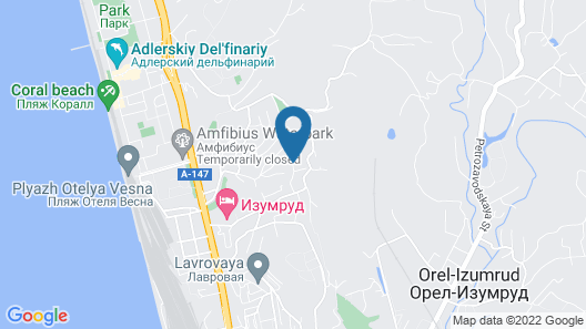 VOLOGZHSANKA Map