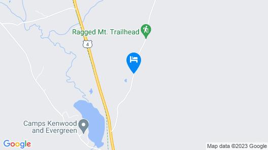 New Hampshire Mountain Inn Map