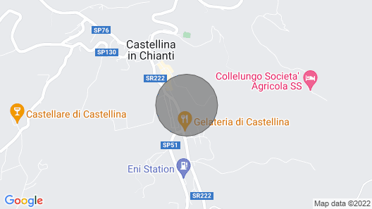 Vacation Home Olivo in Castellina in Chianti - 4 Persons, 2 Bedrooms Map