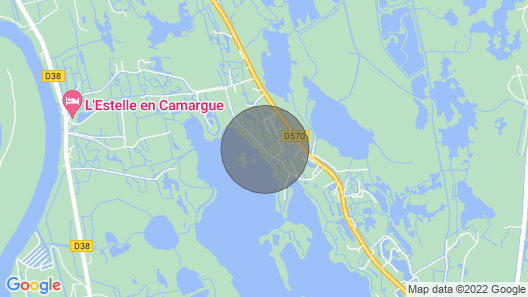 Vacation home L'Etrier Camarguais in Saintes Maries de la Mer - 4 persons, 1 bedrooms Map