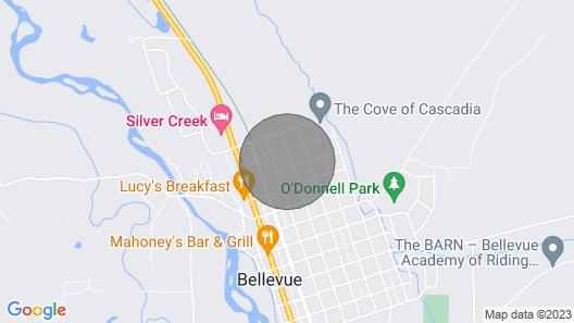 Cozy home near Sun Valley Resort! Map