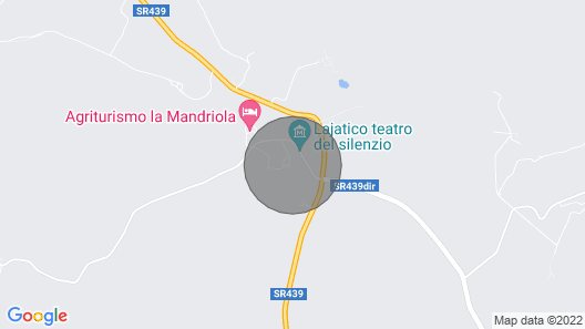 2 Bedroom Accommodation in Lajatico Map