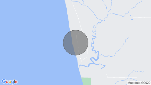 LAKE MICHIGAN BEACHFRONT! PRIVATE BEACHFRONT! Map