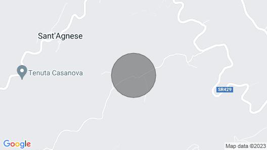 Il Villino Della Rocca Map